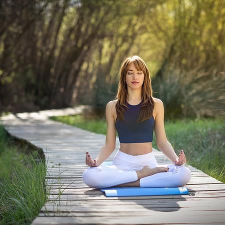 yoga rando