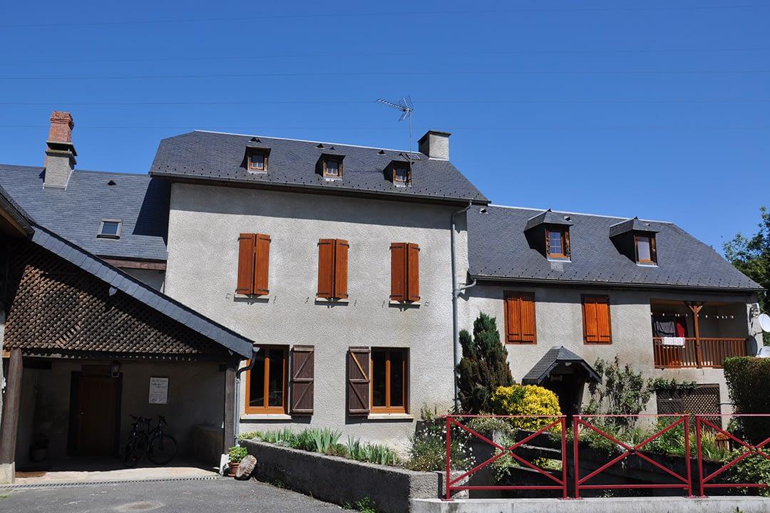 gîte Moulin des Baronnies